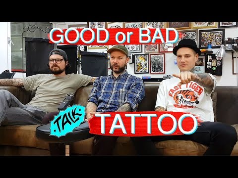 What is good tattoo - Talk