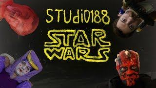 Star Wars: Episode I - low cost version | Studio 188