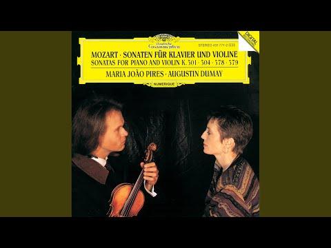 Mozart: Sonata For Piano And Violin In G Major, K.301 - 1. Allegro con spirito