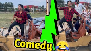 😂😂 Funny comedy video   Instagram reels Comedy   Tiktok,Moz, takatak #shorts 21