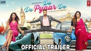 De De Pyaar De Official Trailer | Release Details | Ajay Devgan, Tabu, Rakul Preet Singh