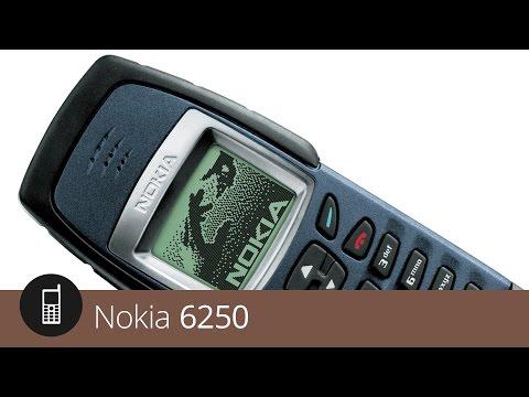 Retro: Nokia 6250