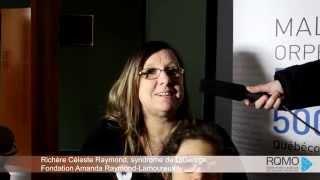 Richère Céleste Raymond - Témoignage sur le syndrome de DiGeorge