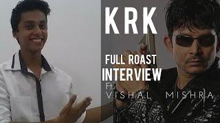 KRK FULL ROAST INTERVIEW