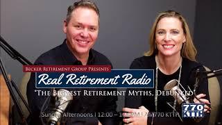 Becker Retirement Group - Biggest Retirement Myths, Debunked