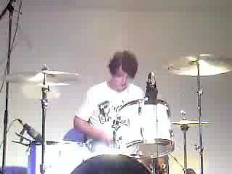 Alex Moller Xms3 - Drum Solo