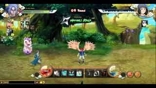 Ninja Scuffle (Naruto Saga) Gameplay 72