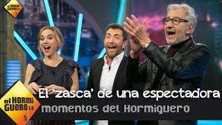 El 'zasca' de una espectadora de 'El Hormiguero 3.0'