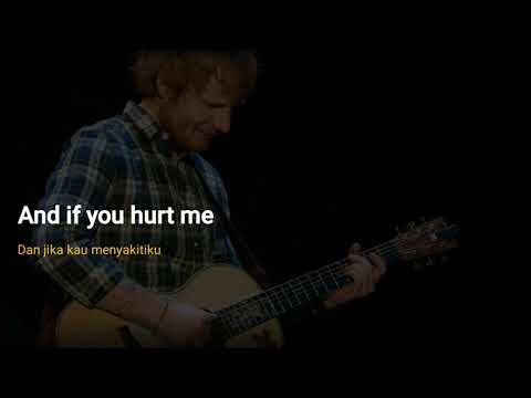 Photograph,By.Ed Sheeran(Video Lirik dan Terjemahan Bahasa Indonesia)