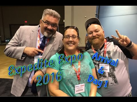 Expediter Team ~ Expedite Expo 2016 Day 1 | July 15, 2016