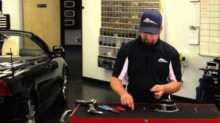 How to Replace Speaker Wire Connectors : Car Audio