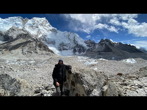My solo trip to Everest base camp in March 2020