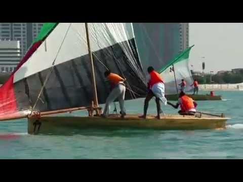 Abu Dhabi Sailing & Yacht Club - Dhow Race