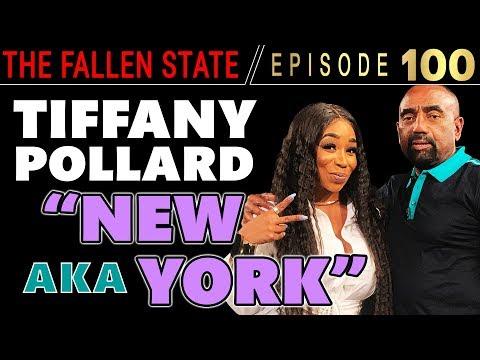 TIFFANY POLLARD (aka New York) Tells ALL: Sex, Interracial Dating, Black Women, & Obama! (#100)