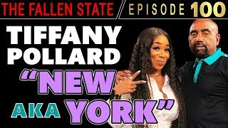 TIFFANY POLLARD (aka New York) Tells ALL: Sex, Interracial Dating, Black Women, & Obama! (#100)