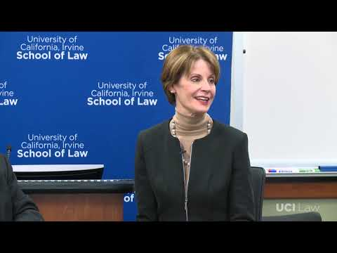 UCI Law Presents: CNN Supreme Court Analyst Joan Biskupic