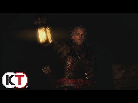 Nioh: Complete Edition - Boss Trailer