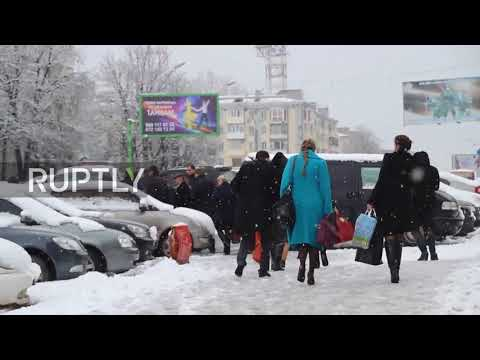 Ukraine: Armed men take control of Lugansk Prosecutor General's Office