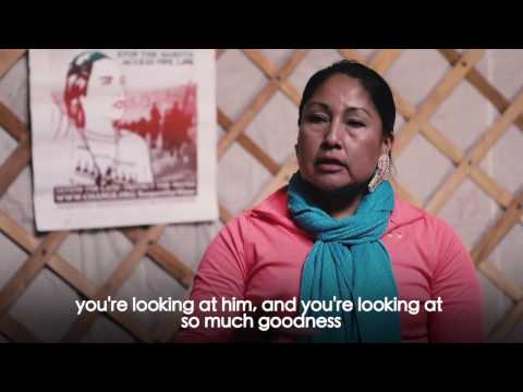 Meet Sitting Bull's Great Great Granddaughter