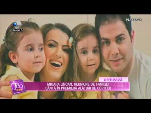 Teo Show (30.11.2017) - Lavinia Goste si Marius Zorila, despre viata de familie! Partea II