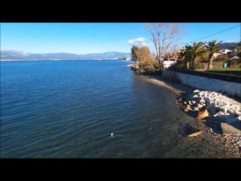 Above Sea - Patras Greece