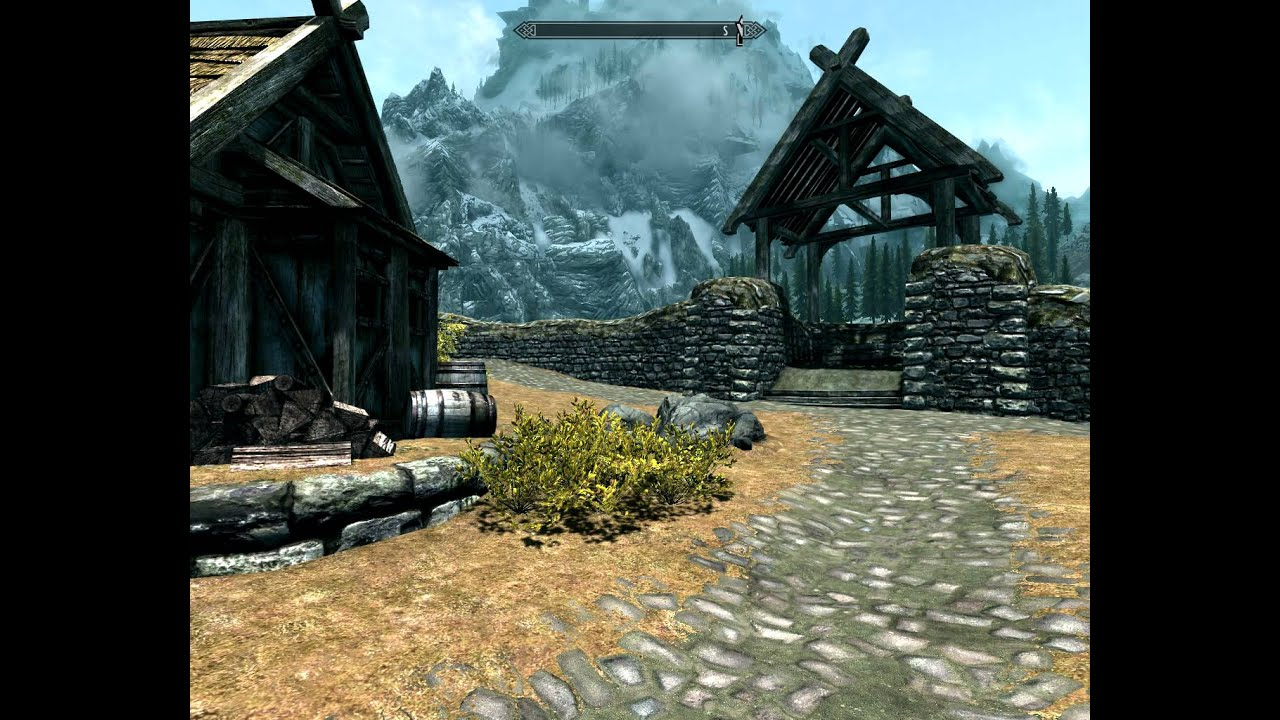 Skyrim Shadow flickering bug FIX