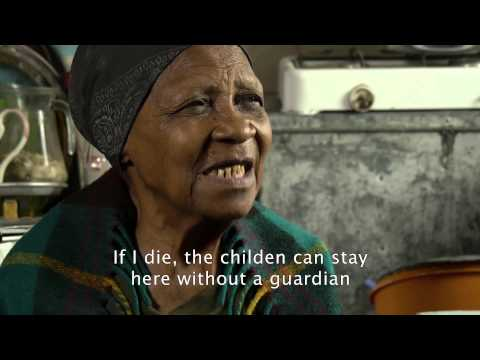 Habitat for Humanity Lesotho: A remarkable woman
