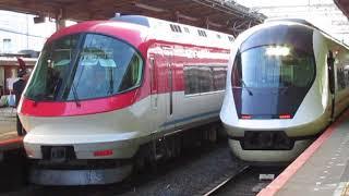近鉄21020系アーバンライナーnext大和八木駅発車