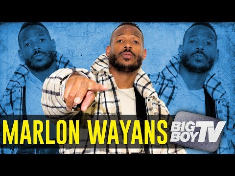 Marlon Wayans on Making White Chicks 2 Tupac & Biggie Tekashi 6ix9ine & A Lot More