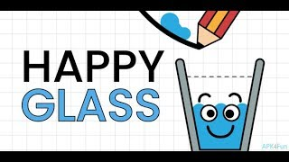 Happy Glass Gameplay Trailer ANDROID GAMES on GplayG
