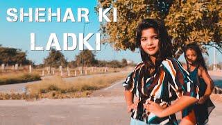 Sheher Ki Ladki Song | Khandaani Shafakhana | Tanishk Bagchi, Badshah| Yuvraj Clicks| Yuvraj studio|