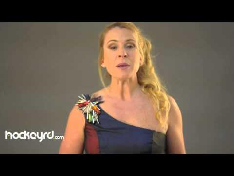 Vanina Oneto, de fierro | HockeyRD.com