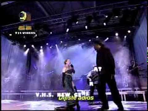 Banda Calypso - Disse Adeus ( Spanish Lyrics )