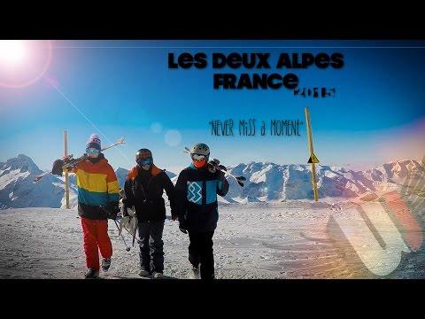 Never Miss A Moment - Les Deux Alpes 2015
