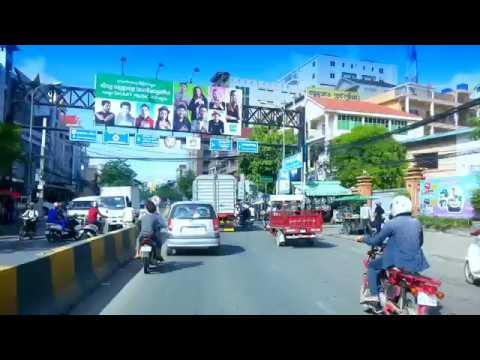 Amazing Cambodia Travel and Tourism - Phnom Penh Traveling - Asia Travel On YouTube # 178