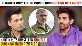 Shocking | Kartik's REAL Reason Revealed Behind Getting Replaced From Karan Johar's Dostana 2