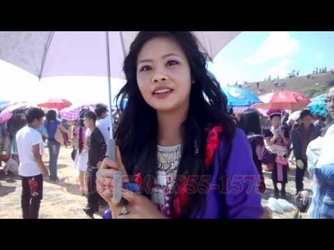 HMONG NEW YEAR IN LAOS 2013 - Nkauj Hmoob Los Tsuas Zoo Nkauj Heev....Free Phone Number