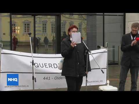 LIVE vor Ort! | Querdenken 441 | OLDENBURG | 24.10.2020