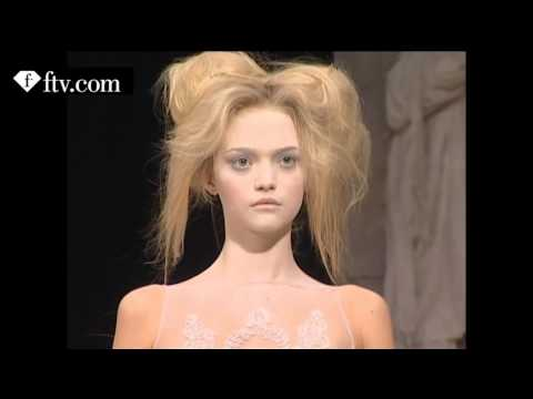 First Face Talks S/S 07 Gemma Ward  FTV.com