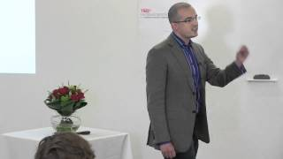 Changing The Rules: Simon Dixon at TEDx Hult International Business School LND