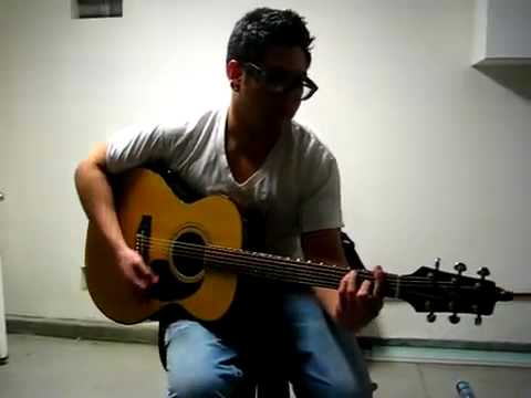James Morrison ► You Give Me Something (Cover) ► Andrew Garcia