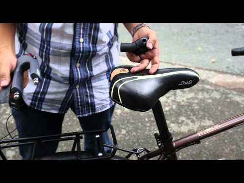 Hướng Dẫn Lắp Bộ Khóa Xe đạp 3 Trong 1 HEIMDALLR