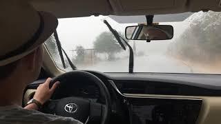 Ураган в Турции сентябрь 2018 (город Каш)