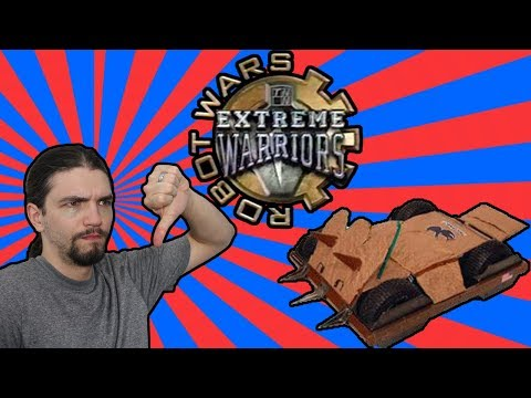 Dinosaur Robot! - Robot Wars Extreme Warriors LIVE REVIEW S2 E6