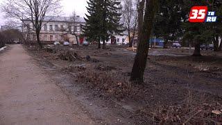 Главную площадь Устюжны ждет масштабная реконструкция
