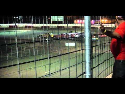 6.20.15--Peoria Speedway---Street Stock Feature