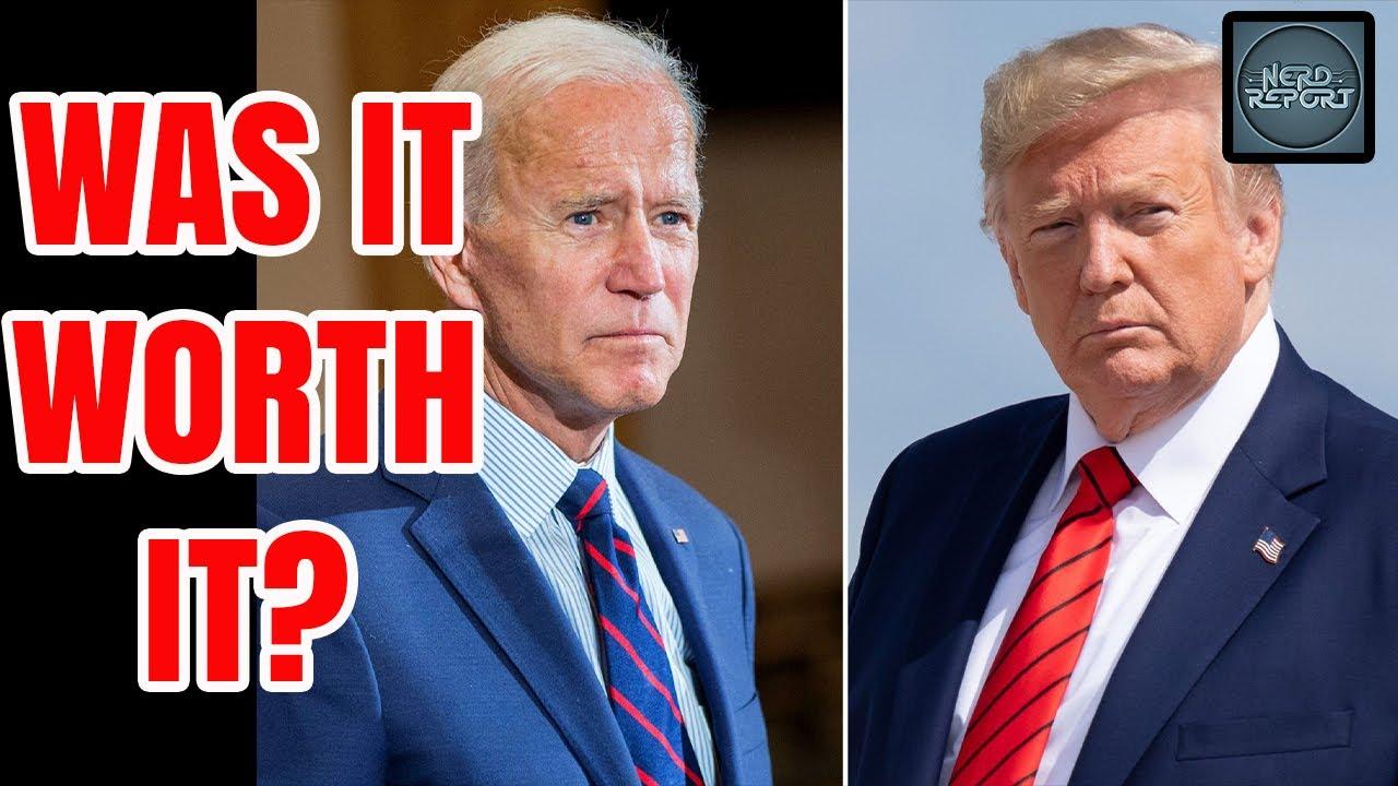 Trump vs Biden - How Many Friends Have YOU Lost Over Politics?
