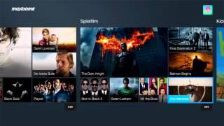 Maxdome Xbox One app im test