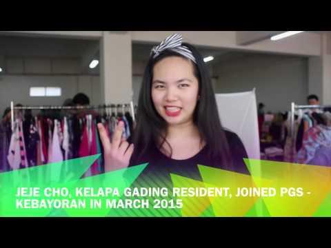 Jeje Cho at Pink Garage Sale - Kebayoran