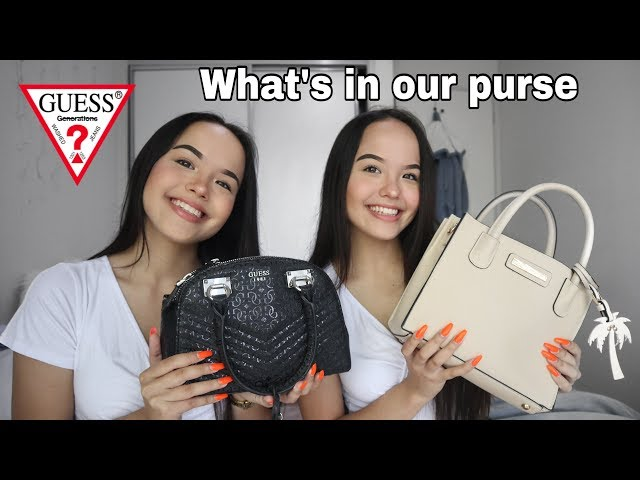 Whats In Our Purse